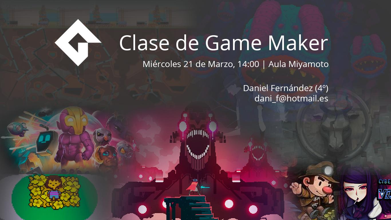 Clase GameMaker